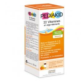 PEDIAKID® 22 Vitaminas y Oligo-elementos