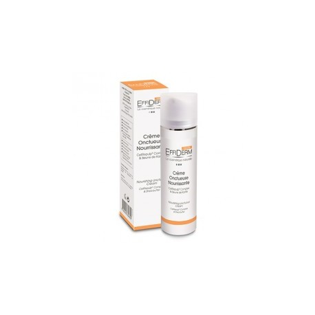 EFFIDERM CREMA NUTRITIVA AIRLESS 50 ML / NOURISHING ONCTUOUS CREAM