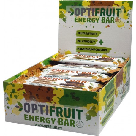 OPTIFRUIT ENERGYBAR  Barrita Cacao & Pepitas
