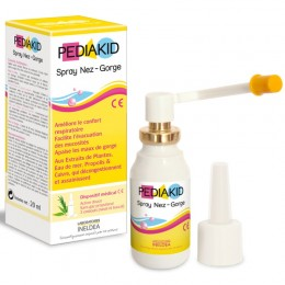PEDIAKID® Spray nariz-garganta