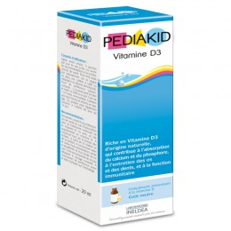 PEDIAKID® Vitamina D3
