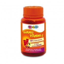 PEDIAKID® Gominolas Vitamina C