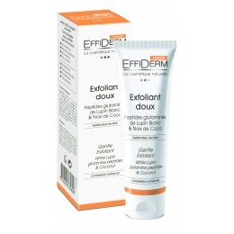 EFFIDERM EXFOLIANTE SUAVE 50 ML / GENTLE EXFOLIANT