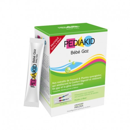 PEDIAKID® Bebe Gas