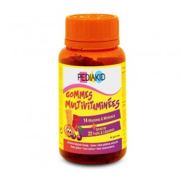 PEDIAKID® Gominolas Multivitaminas